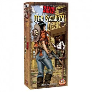 Bang! Het Dobbelspel: Old Saloon