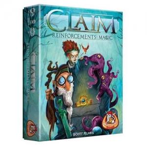 Claim Reinforcements: Magic