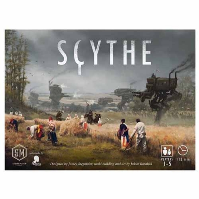 Scythe (ENG)