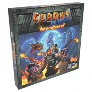 Clank! In Space: Apocalypse (ENG)