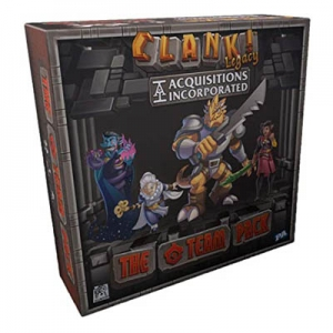 Clank! Legacy Aquisitions Incorporated: C-Team Pack (ENG)