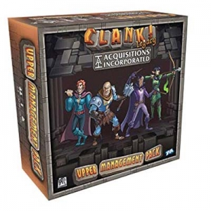 Clank! Legacy Aquisitions Incorporated: Upper Management Pack (ENG)