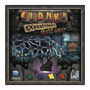 Clank! Expeditions: Gold and Silk (ENG)