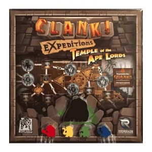 Clank! Expeditions: Temple of the Ape Lords (ENG)