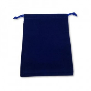 Dice bag: Royal Blue Large