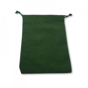 Dice bag: Green Large