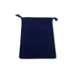 Dice bag: Royal Blue Small