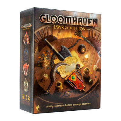 Gloomhaven Jaws of the Lion (ENG)
